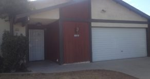 $1050 – 4609 Baybrook Way, Bakersfield, CA 93313 – Southwest Home for Rent!