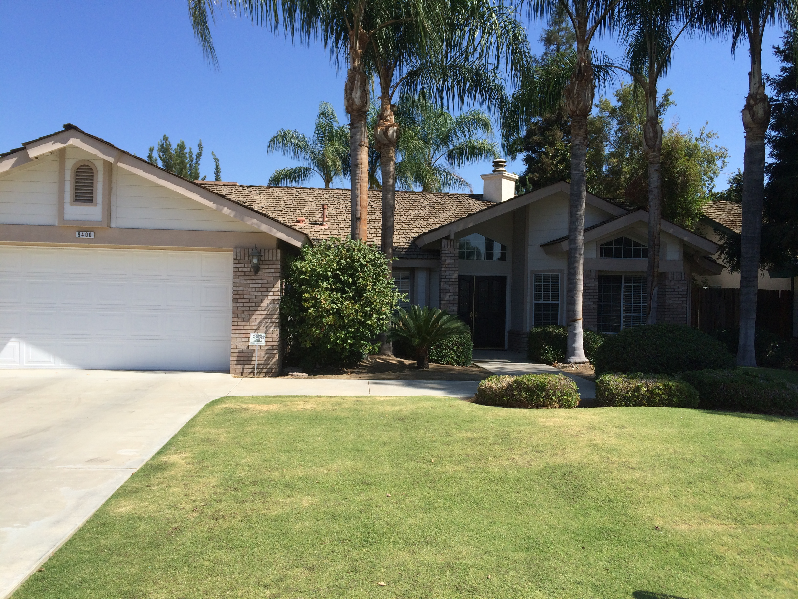$1650 – 9400 Foxglen Court, Bakersfield, CA 93312 rented northwest home