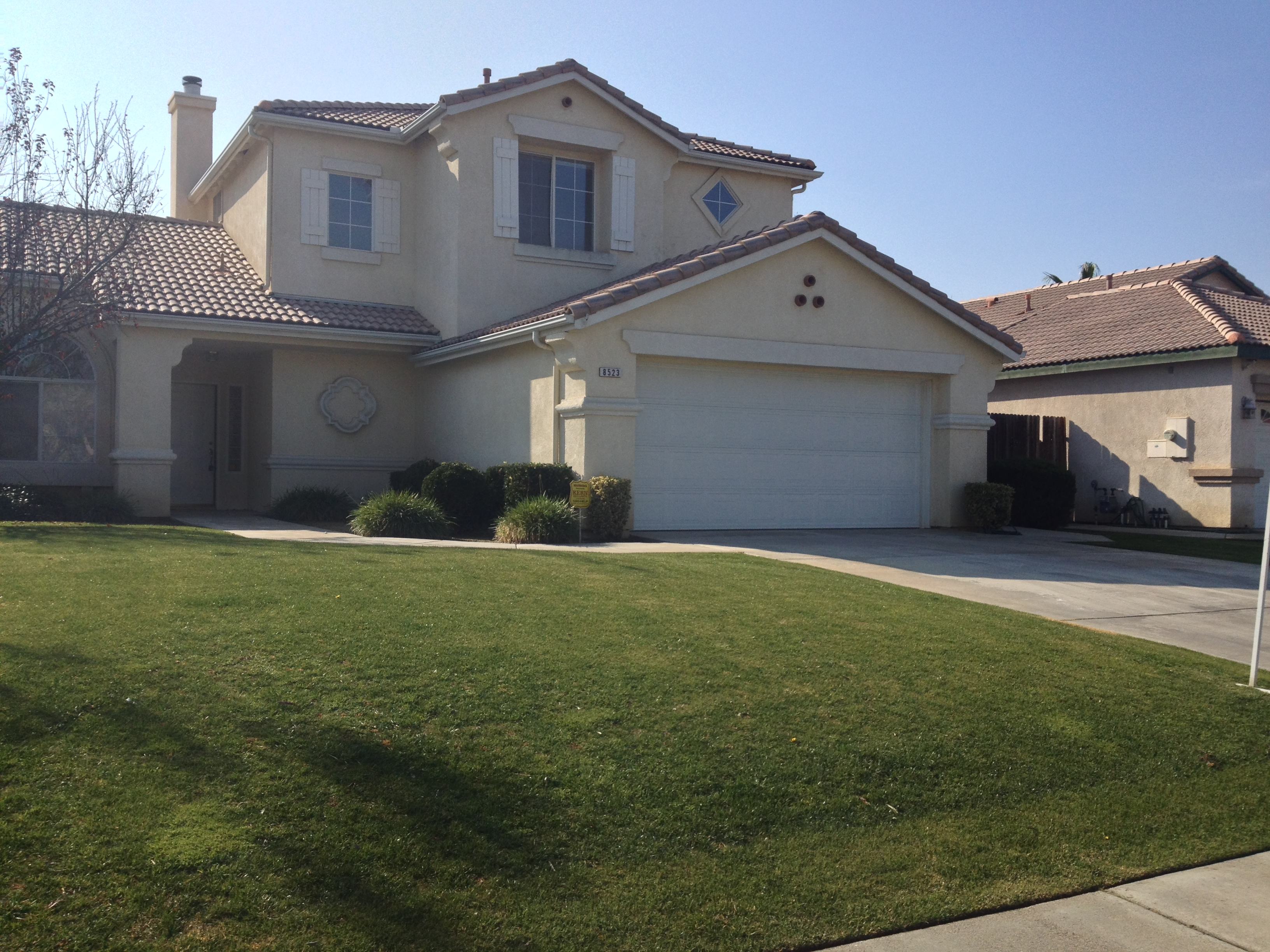 $1700 – 8523 Spanish Bay Dr., Bakersfield, CA 93312 northwest house for rent