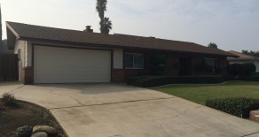 $1295 – 4213 Charter Oaks Ave., Bakersfield, CA 93309 rented southwest home