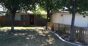 $1395 – 6408 Mignonette St., Bakersfield, CA northwest home for rent!