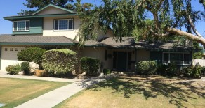 $1550-3313 Elm St., Bakersfield, CA 93301 Central Bakersfield Home rented