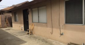 $615 – 3318 N Chester #C, Bakersfield, CA 93308 Oildale duplex unit for rent