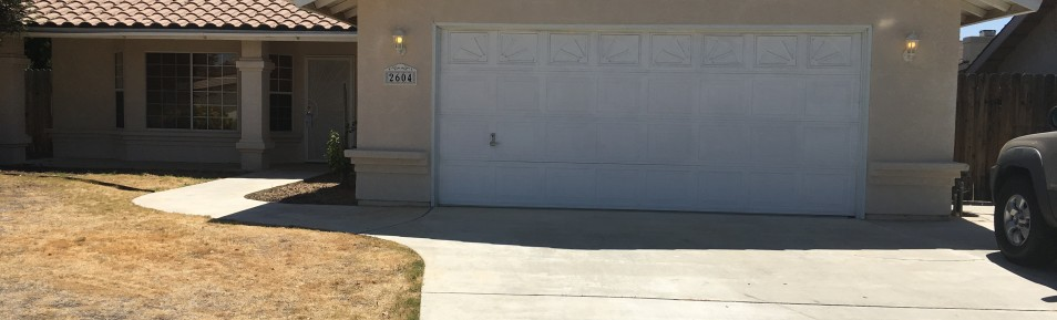$1250-2604 Violet Ct., Bakersfield, CA 93308 North Bakersfield home for rent