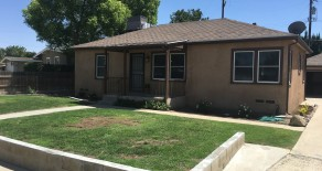 $1140 – 3010 Peerless Ave., Bakersfield, CA 93308 North Bakersfield home for rent