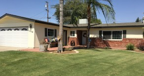 $1400-1016 Dwina Ave. Bakersfield, CA 93308 North Bakersfield home for rent
