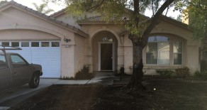 $1450-11119 Prairie Stone Pl. Bakersfield, CA 93311 southwest home for rent