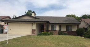 $1475 – 7716 Vaquero Ave., Bakersfield, CA 93308 RENTED northwest house