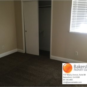 $1195-4500 Trumbull Dr. Bakersfield, CA 93311 Southwest Home has been Rented!